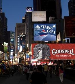 Hallelujah, Broadway!